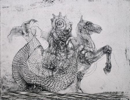 Kacper Bożek Dziwo morskie