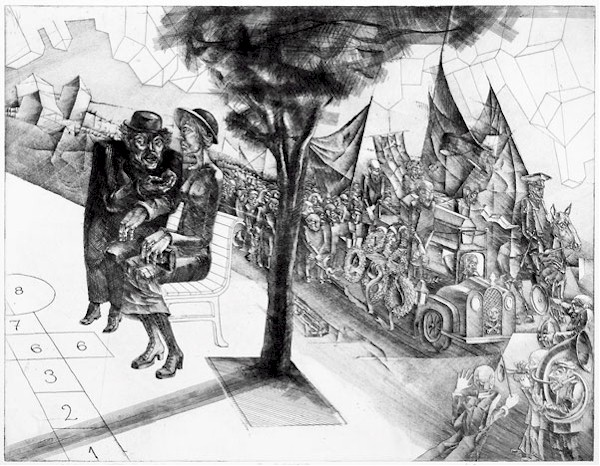Kacper Bożek, teka Mistrz i Małgorzata, Pogrzeb