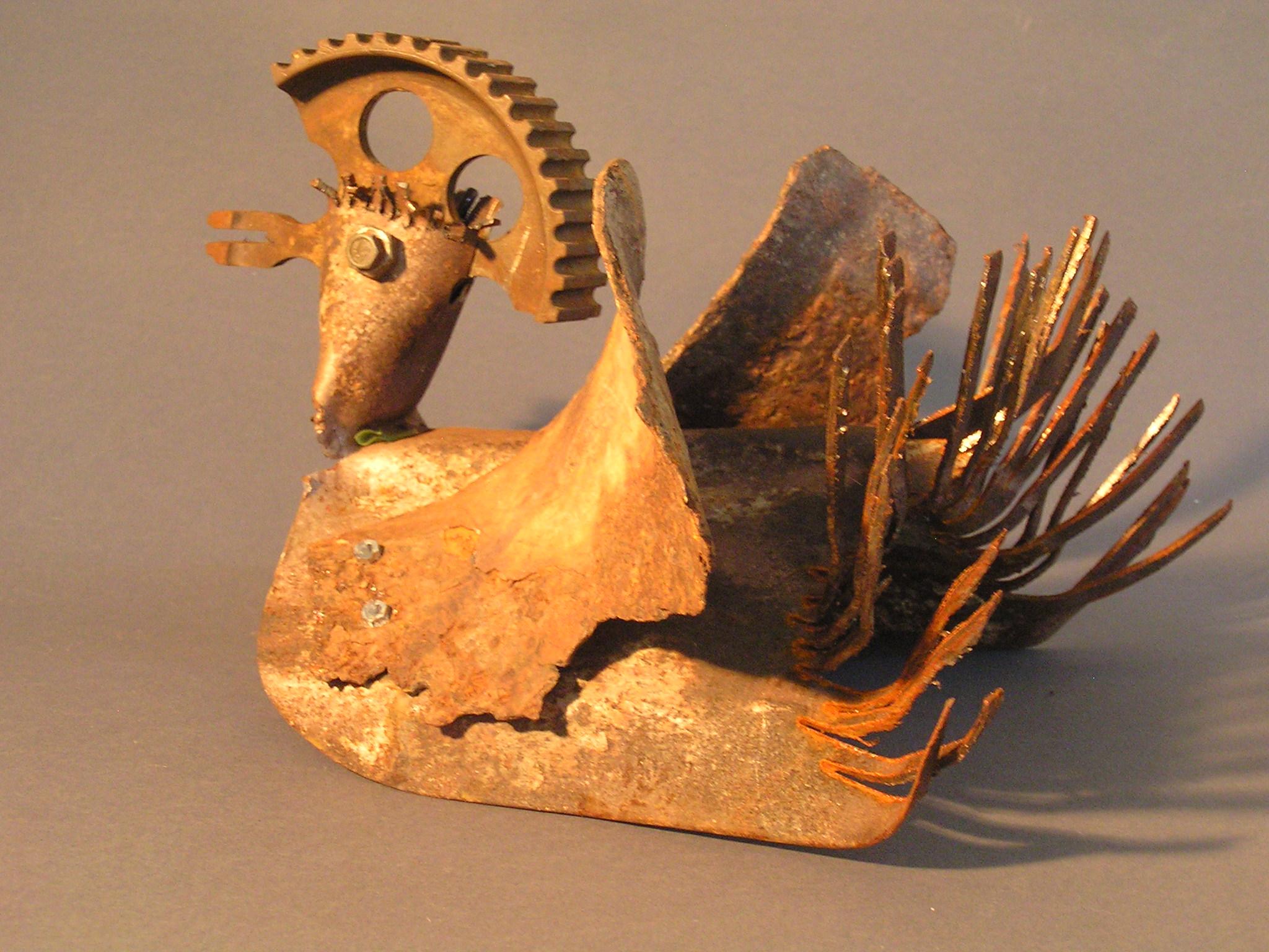 kura łopatowa