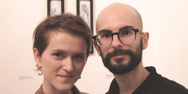 Fotorelacja z otwarcia wystawy Angela Perdomo w Galerii pod Baranami