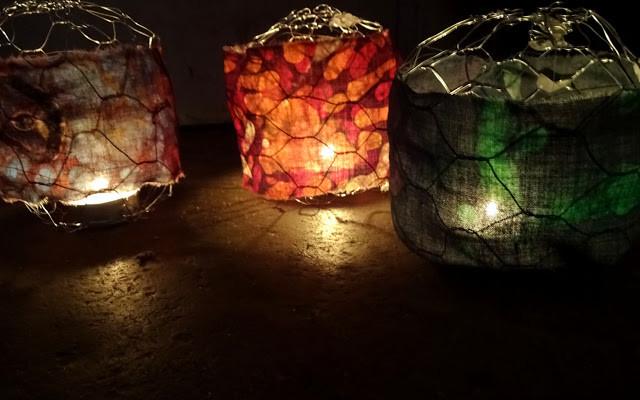Warsztaty konstruowania i zdobienia balonów-lampionów! fotorelacja.