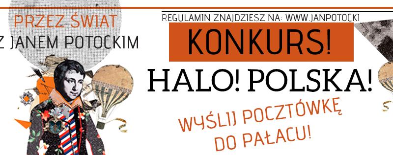 HALO! POLSKA! Konkurs!