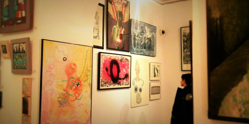 Godziny otwarcia wystawy MŁODA SZTUKA W STARYM MIEŚCIE:
