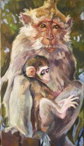Magdalena Szpyt, Małpa