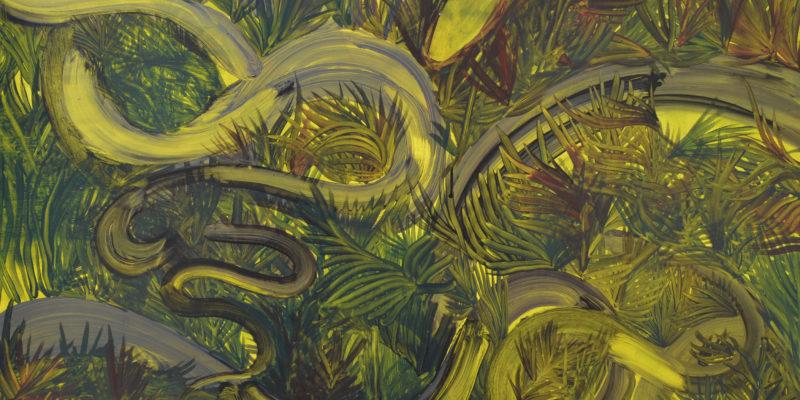 """Samotność lasu"" wystawa malarstwa Edyty Hul"