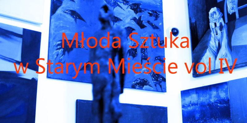 Open call do akcji Młoda Sztuka w Starym Mieście vol IV