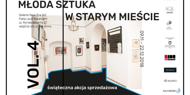 Młoda Sztuka w Starym Mieście vol. 4