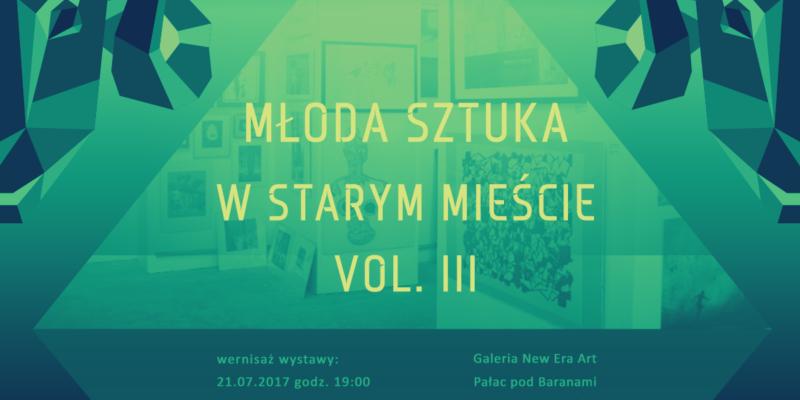 Wernisaż wystawy Młoda Sztuka w Starym Mieście